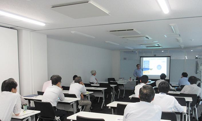 KCOI技術交流・勉強会の様子